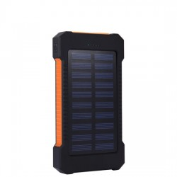 Waterproof Dual USB Li-Polymer Battery Charger