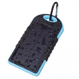 Factory Cheapest Portable Waterproof Solar Battery Charger Power Bank