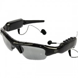 Hot Sellling HiFi MP3 Camera Bluetooth Sunglasses Support TF Card