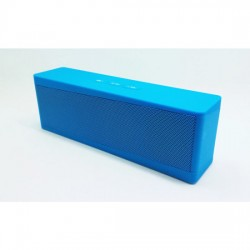 Traditional Rectangle Wireless Dual 3W Speaker Pth-301 with TF Power Bank Music Box