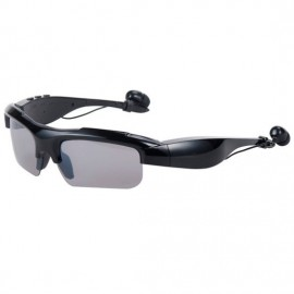 Smart Stereo Bluetooth Sunglasses Earphone Answer Call Handsfree for Running Cycling Fishing