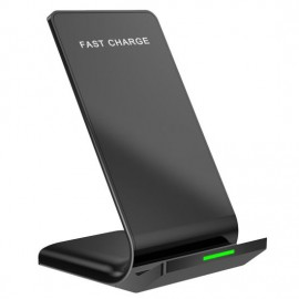 2019 Universal N700 Ultra-Thin Fast Vertical Wireless Charger 10W Qi Standard for iPhone