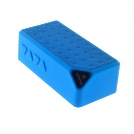 Outdoor Rechargeable Portable Wireless Mini Stereo Bluetooth Speaker X3 with FM Radio