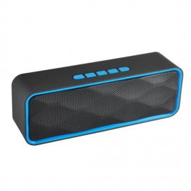 New Multi-Function Premium Sound Speakers Wireless Portable Player Car Subwoofer