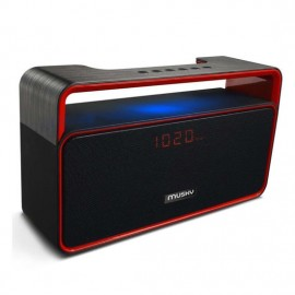 Portable Wireless Music Player Bass Speaker Dy25 for Mobile Phone iPhone Tablet