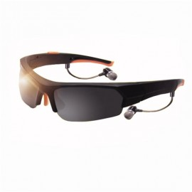Fashion Stereo Sports Wireless Bluetooth MP3 Sunglasses Headset Rt-318 for Smart Phones Cycling Driving