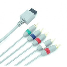 5 RCA COMPONENT CABLE DESIGN FOR NINTENDO WII