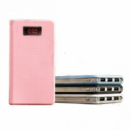Custom Logo Mobile Emergency Battery Power Display Power Bank