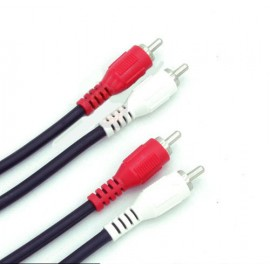 ANALOG 2 RCA STEREO AUDIO CABLE