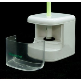 USB / BATTERY POWERED AUTOMATIC PENCIL SHARPENER