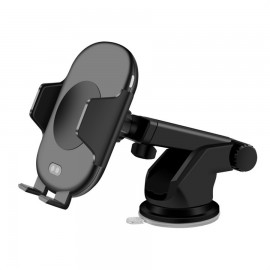 10W QI wireless holder for car charger Automatic Infrared induction air holder