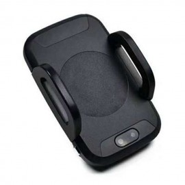 Auto Infrared Induction Wireless Charging Car Magnet Phone Holder